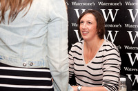 "miranda hart trafford centre book signing ""is it just me"" waterstones manchester"