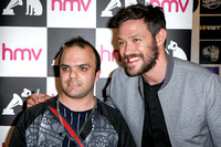 Will Young - HMV signing