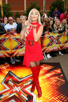 Rita Ora - X Factor Judge