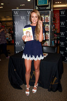 Charlotte Crosby book signing