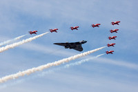 Vulcan & Red Arrows