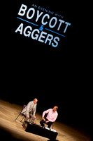 An Evening With Boycott & Aggers
