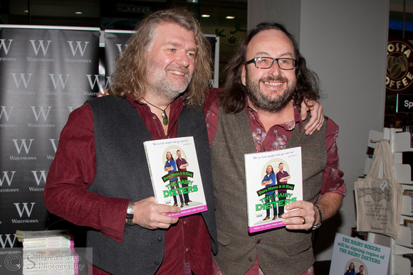 The Hairy Bikers - Arndale Centre, Manchester-6