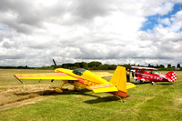 Steve Carver and Rich Goodwin - Barton City Airport