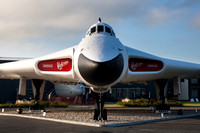 Avro Vulcan B.2 XM603 (post-restoration)