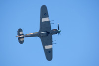 Hurricane  - Rhyl Air Show 2014